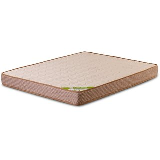 Amara Latex Ultra - Natural latex mattress - Dunlop Latex - 6 inches - Color Beige - Size 72 inches x 36 inches