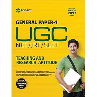 UGC NET/JRF/SLET General Paper-1 Teaching  Research Aptitude