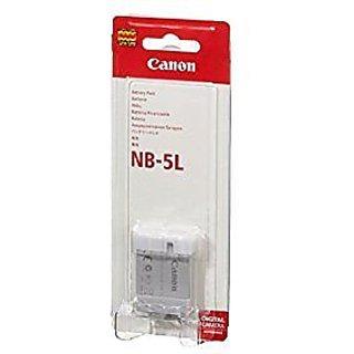 Canon NB 5L Rechargeable Li Ion Battery NB5L WARRANTY
