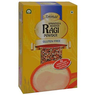 Ammae Sprouted Ragi Powder, 175g (Pack Of 2)