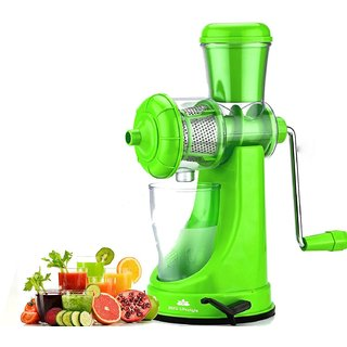 BMS LIFESTYLE Smart Fruits Vegetable Juicer With Waste Collector s4d