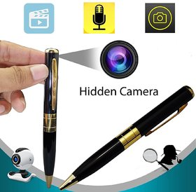 Meeting Video Recorder Camera Pen, Mini Portable DVR Cam Wireless PenCam Security Camcorder