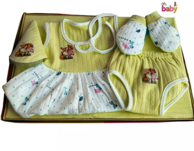 Oh Baby  Oh Baby, Baby Upside Down Baby Clothes Newly Born Coloer Yeloow  For Your Kids Se-Bc-07
