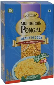 Ammae Multigrain Pongal with Oats and Millet, 150g