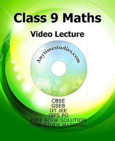 CBSE Class 9 Mathematics Video Lectures in Hindi