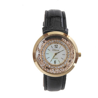 Oleva Premium Women's Leather Watch OPLW-2