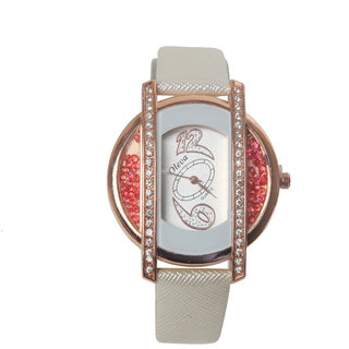 Oleva Premium Women's Leather Watch OPLW-6
