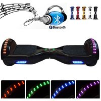 Hoverboard Self Balancing Scooter 6.5 Inches Led Lights