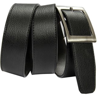 Chawla Fashion Formal Belt Black color at best price