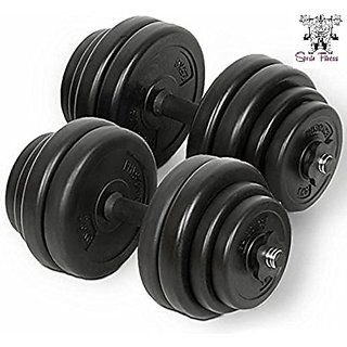 SPORTO FITNESS 8KG COMBO16 Dumbbells Kit Dumbbells