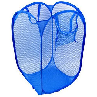 Evershine Foldable Loundry Bag For Cloth Storage Multicolor