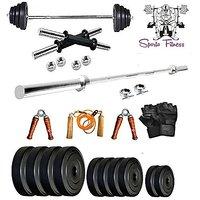 SPORTO FITNESS 12Kgcombo10-WB Home Gym  Fitness Kit