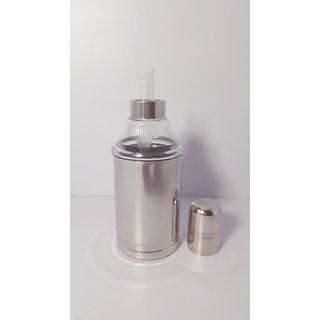 Moolnyasa Oil dispenser/Oil pourer stainless steel 750ml