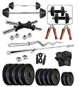 SPORTO FITNESS  22KGCOMBO2 Home gym  Fitness Kit