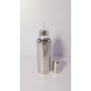 Moolnyasa Oil dispenser/Oil pourer stainless steel 500ML