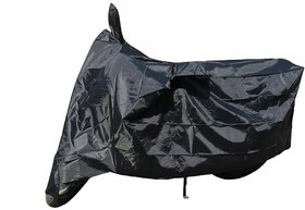 Water Proof Enfield Bullet Bike Body Cover Black Color