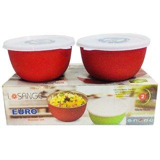 Heat Serve Bowls Euro Set of 2 (16cm + 16cm) - Losange