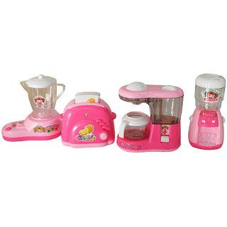 Toys Factory Kids Fun Home Mixer Set Mini Appliances-03