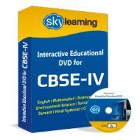 CBSE Class 4 CD/DVD Combo Pack (English, Math, Science, Hindi Vyakaran, Computer