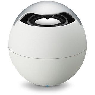 Callmate Lithium City Bluetooth Speaker -White