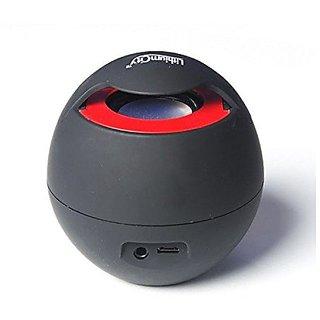 Callmate Lithium City Bluetooth Speaker -Black