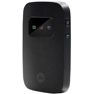 Reliance JIOFI-3 Wireless 4G Router (Black)