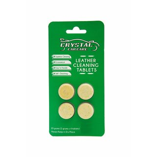 Leather Cleaning Tablets