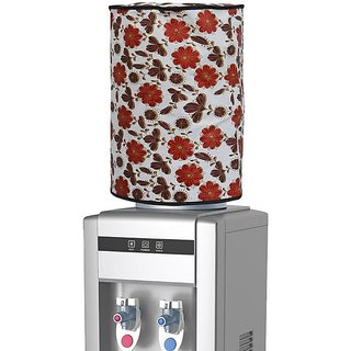 Dream Care   Multicolour printed dispensers bottle cover with water level indication