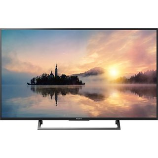 Sony KD-43X7500E 43 Inches (109.2 cm) 4K HDR Smart Android...