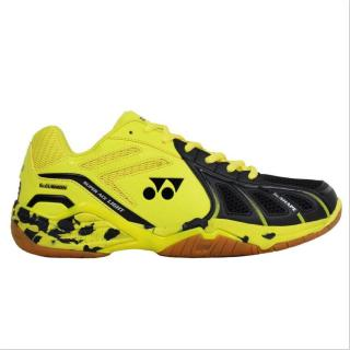 Yonex Super ACE Light Badminton Shoes Yellow and Black