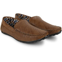 POISE Brown Casual Loafer For Men
