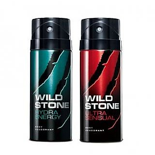 Wild Stone Body Deo Set of 2  Pc (150 Ml Each )