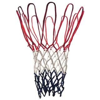 NETCO POWER Polypropylene Basketball Net Multi-Color 2 PAC