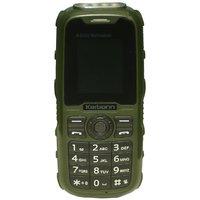 Karbonn K5000 MahaBaali (Dual Sim, 5000 Mah Battery, Green)