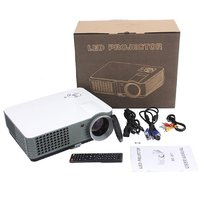 A Series 2000 Lumens LED Projector TV HDMI  Multimedia