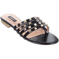 Sherrif Shoes Embellished Flats