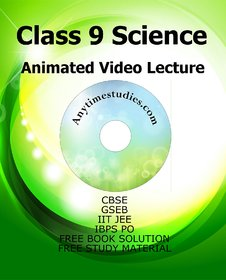 CBSE Class 9 Science Animated Video Lectures in English  Hindi