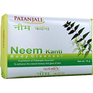 Patanjali Neem Kanti Body Cleanser 150 Gm