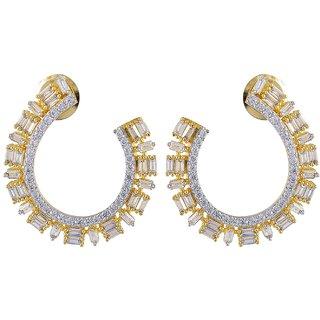 Tistabene Retails Modern Designer Party Wear Stud Earring for Women And Girls  (ER-1694)