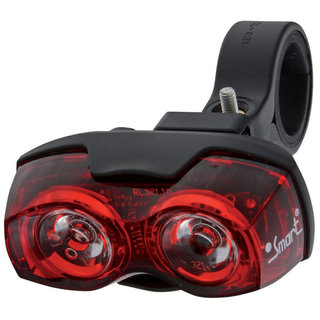 1 Piece Two LED Tail Light Two EYEs Safety warning Light One watt