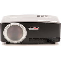 XElectron GP80 Mini Projector 1800 Lumens LED Full Colo