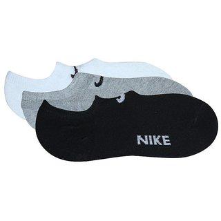 DLT Multi Casual No Show Socks Loafer Socks (Pack Of 3)