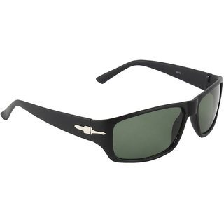 caff6eefd6a3 Buy Zyaden Green Wrap-around UV Protection Unisex Sunglass-SUNGLASSES-2  Online - Get 35% Off