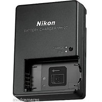 Nikon Mh-27 Battery Charger For Nikon 1 J1  J2 Mirrorless Digital Dslr Camera