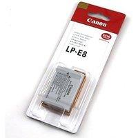 Canon LP-E8 Battery For Canon EOS X4,X5,T3i,T2i 550D,600D,650D,700D