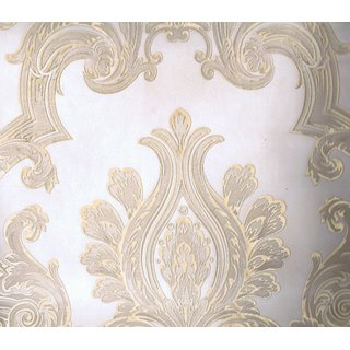 Buy Metallic Damask Wallpaper Online