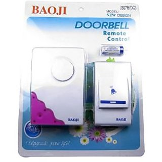 Baoji Wireless Musical Doorbell