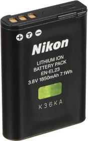 Nikon En-el23 Battery For Nikon P600 P610 P900 Camera + Warranty