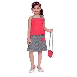 2a4a14768 Buy Adiva Girl s Party Wear Dress For Kids Online - Get 70% Off