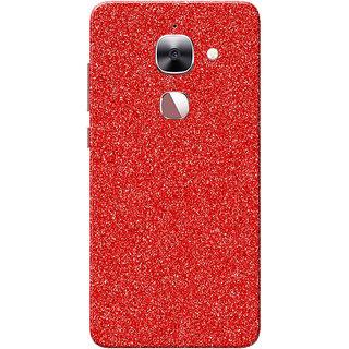 hot sale online b4eab a0e3f LeEco Le 2 Case, LeTV Le 2 Case, Sparkle Red Slim Fit Hard Case Cover/Back  Cover for Le TV Le 2/Le Eco Le 2